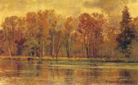 Золотая осень. 1888.