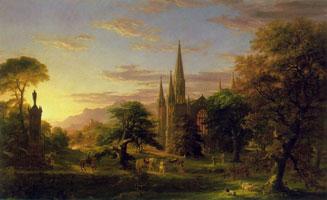Возвращение (Томас Коул, 1837 г.)