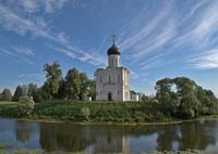 Церковь Покрова Пресвятой Богородицы на Нерли