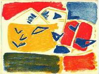 Литография из Хелхестена (С. Гуднасон, 1942 г.)