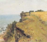 У берегов Финского залива (Удриас близ Нарвы).1888.