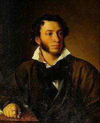 А.С. Пушкин. картина В.А.Тропинина